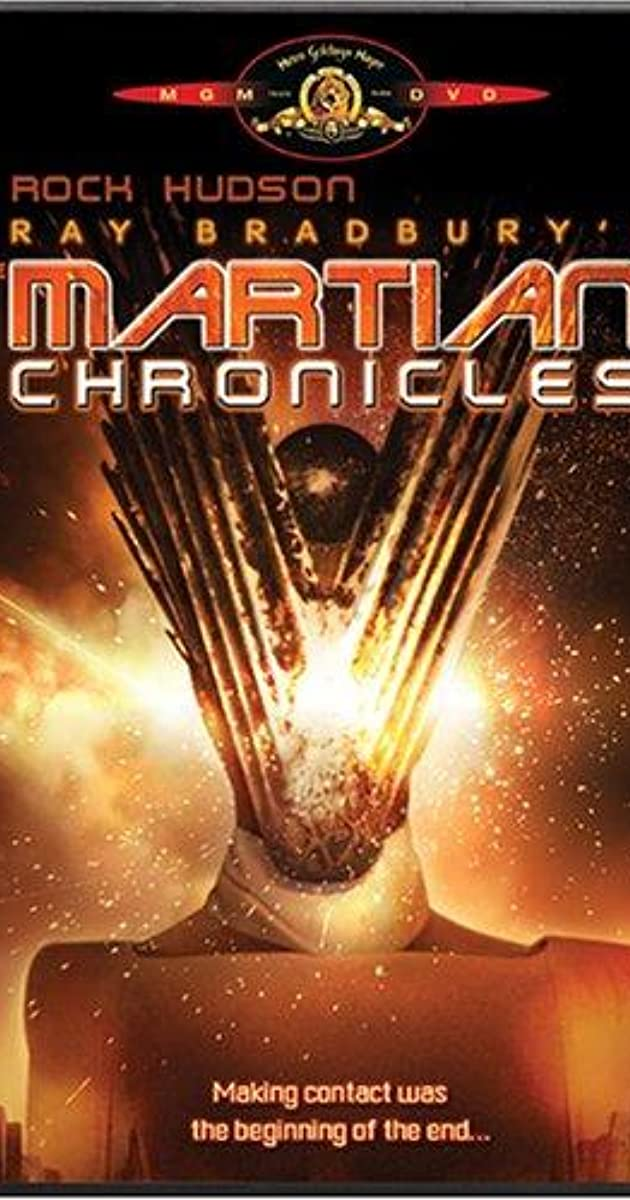 The Martian Chronicles Tv Mini Series 1980 Imdb