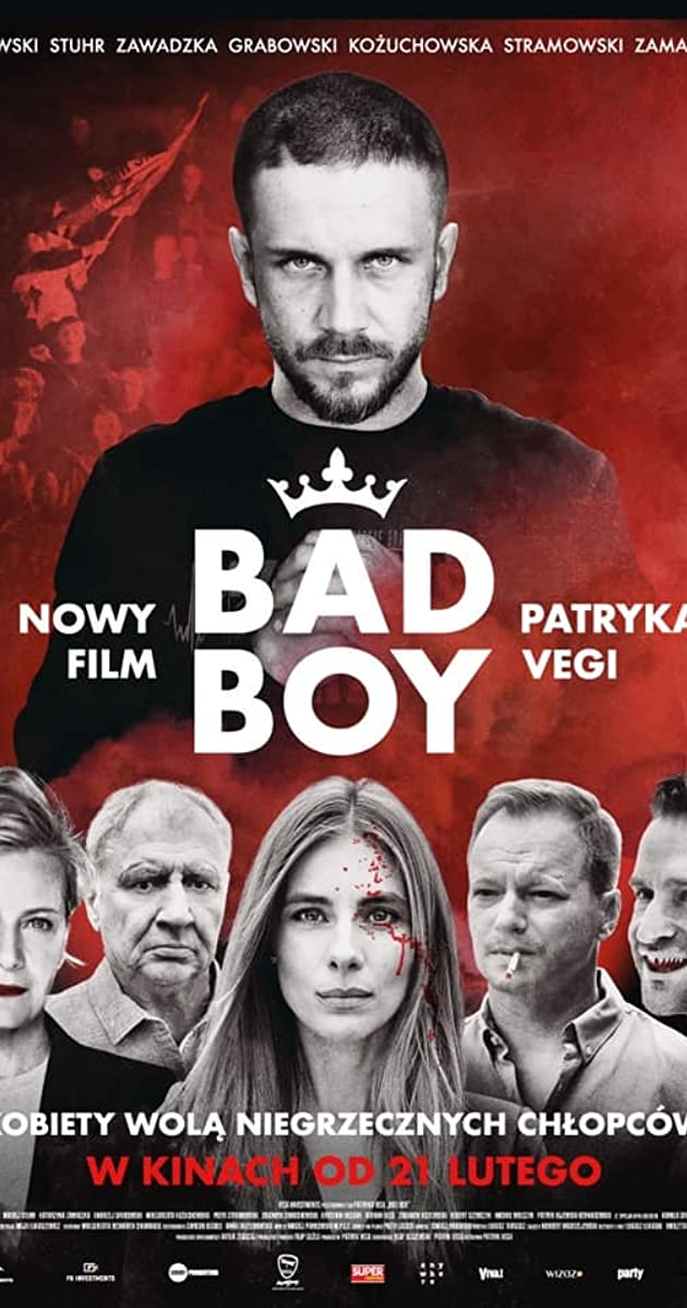 Subtitle of Bad Boy