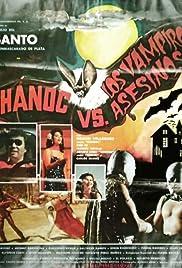 Chanoc contra el tigre y el vampiro Poster