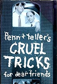Cruel Tricks for Dear Friends (1987) starring Penn Jillette on DVD on DVD