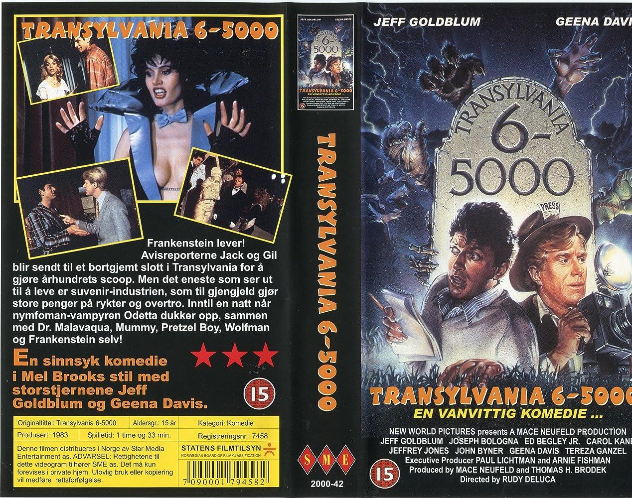 transylvania 6 5000 1985