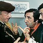 Vakhtang Kikabidze, Leonid Kuravlyov, and Frunzik Mkrtchyan in Mimino (1977)