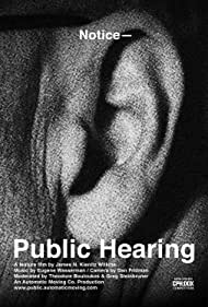 Public Hearing (2012)