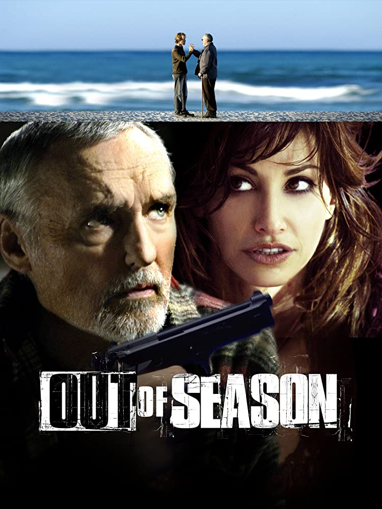 Gina Gershon and Dennis Hopper in Out of Season (2004)