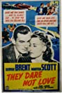 They Dare Not Love (1941) Poster