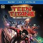 Christina Ricci, Sean Maher, Kari Wahlgren, Brandon Soo Hoo, Jake T. Austin, and Taissa Farmiga in Teen Titans: The Judas Contract (2017)