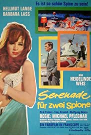 Serenade für zwei Spione Poster
