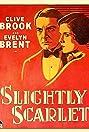 Slightly Scarlet (1930) Poster