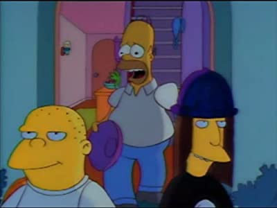 Latest dvd movies downloads The Simpsons: Treehouse of Horror II
