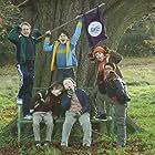 Theo Stevenson, Reuben Lee, Billy Kennedy, Lloyd Howells, Jack Sanders, and Conor O'Mara in Horrid Henry: The Movie (2011)