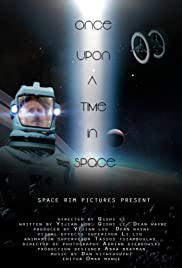 Once Upon a Time in Space Poster