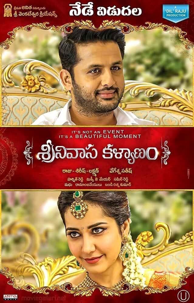Srinivasa Kalyanam (2018) Hindi HDRip x264 AAC DD 2.0