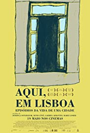 Here in Lisbon Poster