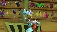 Robo-mance/Rattleskunkupine!
