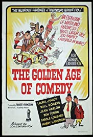 The Golden Age of Comedy Poster