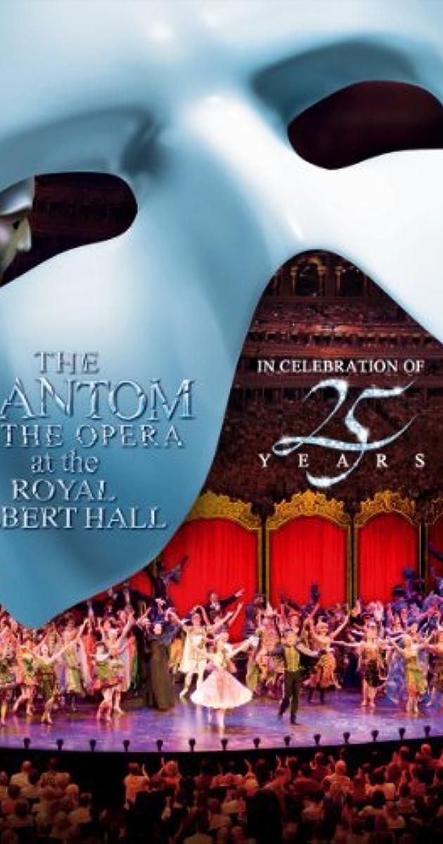 Subtitle of The Phantom of the Opera at the Royal Albert Hall