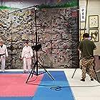 Jessie Topsi, Gabrielle Jones, Dan Niebauer, and Keelan Aponte in Karate Do (2019)