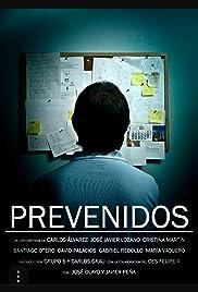 ¡Prevenidos! Poster