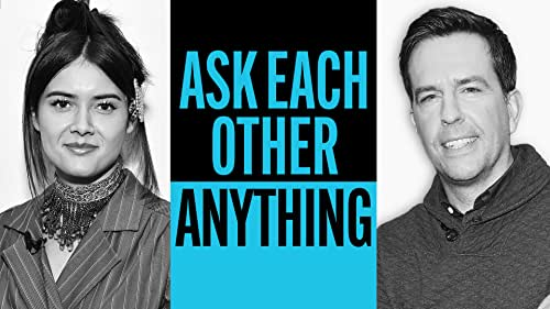 Ed Helms and Patti Harrison Ask Each Other Anything