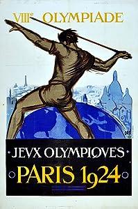 Les jeux olympiques, Paris 1924 Adrian Wood
