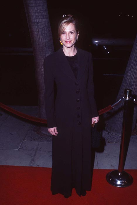 Holly Hunter at an event for Hamlet (1996)