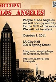 Occupy Los Angeles: The Time Is Now! Poster