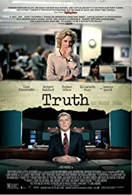 Robert Redford and Cate Blanchett in Truth (2015)