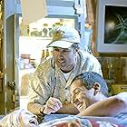 Drew Barrymore, Adam Sandler, and Peter Segal in 50 First Dates (2004)