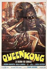 Queen Kong Poster
