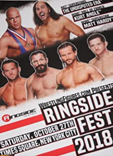 WWE at Ringside Fest (2018 Video)