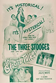 The Ghost Talks (1949) Poster - Movie Forum, Cast, Reviews