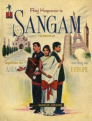 Sangam movie, song and  lyrics