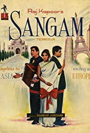 Sangam(1964) Poster - Movie Forum, Cast, Reviews
