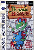 Primary image for Blazing Dragons
