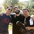 Adam Green, Will Barratt, and Alex Pardee in Digging Up the Marrow (2014)