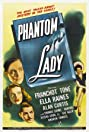Phantom Lady (1944) Poster