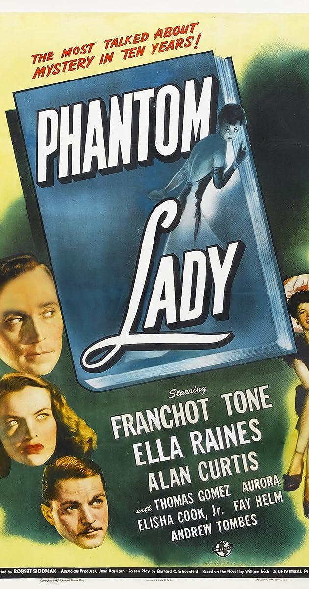 Phantom Lady (1944) Subtitles