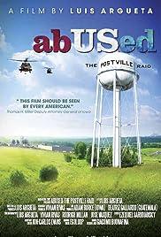 AbUSed: The Postville Raid Poster