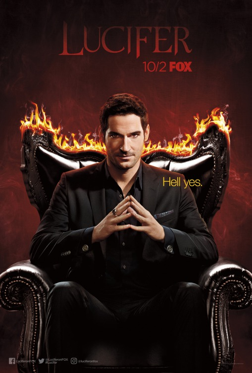 Lucifer (2016) Hindi Dubbed Season 1 Complete
