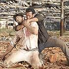 Salman Khan and Haroon Qazi in Jai Ho (2014)