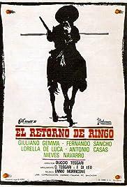 The Return of Ringo(1965) Poster - Movie Forum, Cast, Reviews