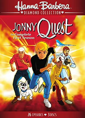 Where to stream Jonny Quest