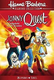 Jonny Quest Poster - TV Show Forum, Cast, Reviews