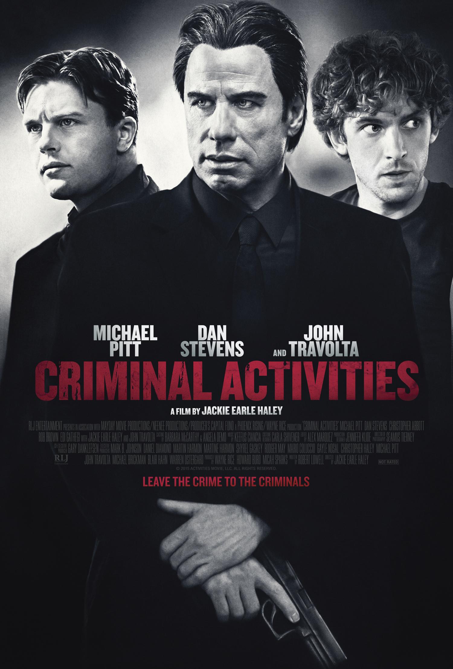 კრიმინალური აქტივობა CRIMINAL ACTIVITIES