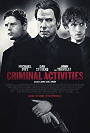 Criminal Activities Streaming