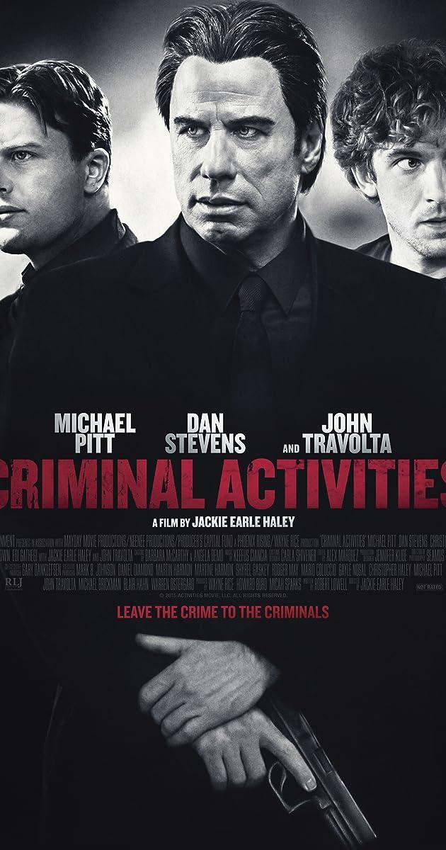 Subtitle of Criminal Activities
