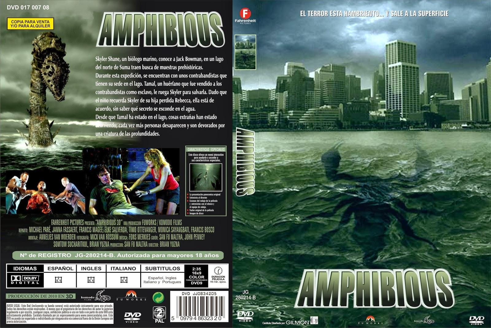 Amphibious creature of the deep full movie download