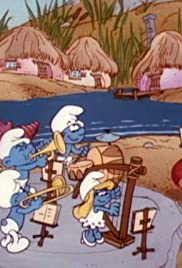 Love Those Smurfs/Mutiny on the Smurf Poster