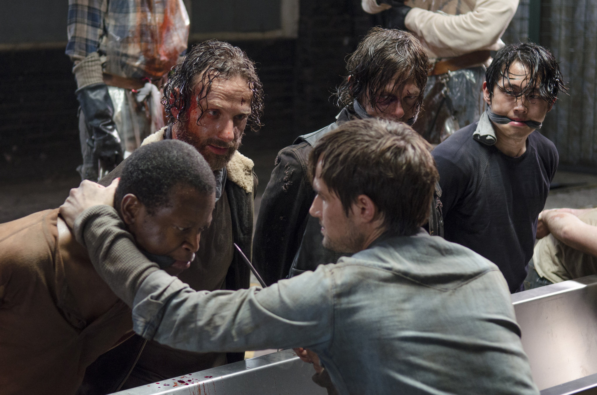 The Walking Dead 5×01 – Sin santuario