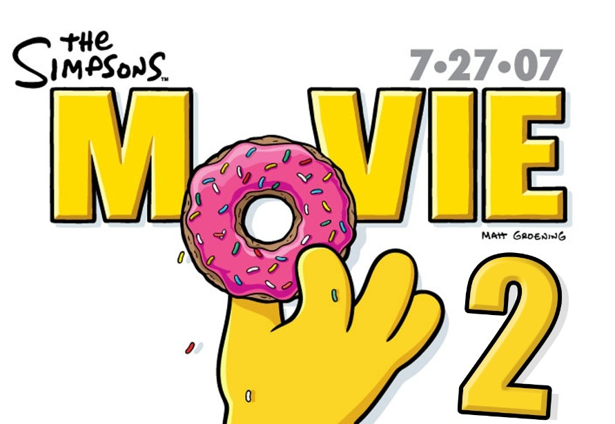 Watch The Simpsons Movie 2